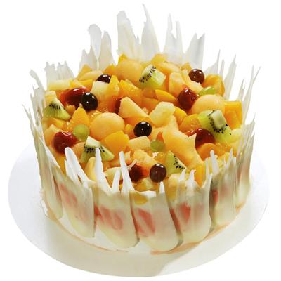 无锡生日蛋糕:美丽爱情