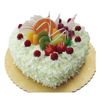 太原生日蛋糕:心花怒放