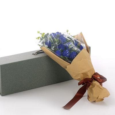 西安肥皂花:香皂花-蓝玫瑰
