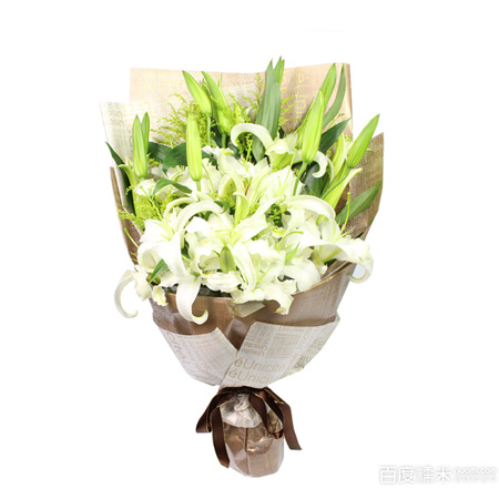 苏州鲜花:天作之和