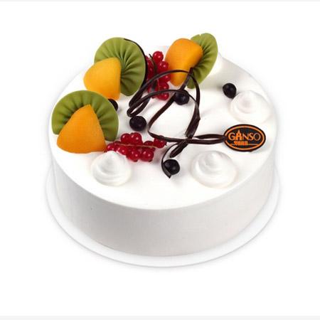 大连生日蛋糕:元祖蛋糕-纯净香遇