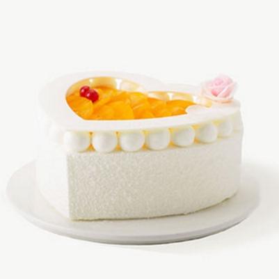 义乌生日蛋糕:好利来-爱在心窝