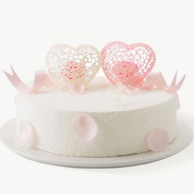 香港市屯门区鲜花-好利来蛋糕-幸福恋人