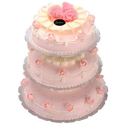 西安生日蛋糕:经典一刻