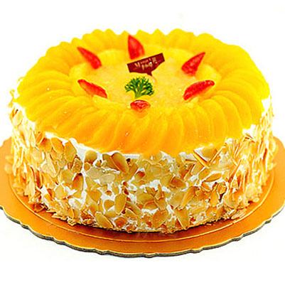 义乌生日蛋糕:幸福爱人