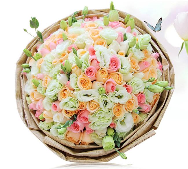 苏州花店:祝福不变