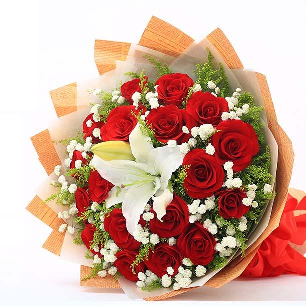 迭部鲜花-多彩爱人
